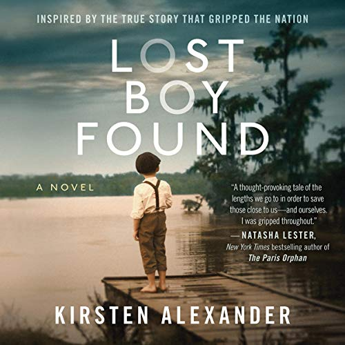 Lost Boy Found audiobook cover art