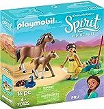 Playmobil - Apo avec cheval et poulain  - 70122