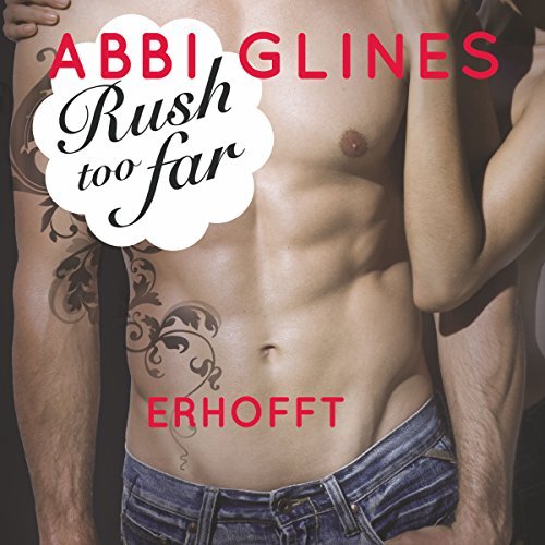 Rush too far - Erhofft audiobook cover art