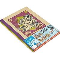 ナカバヤシ スイング・ロジカルノート セミB5 A罫 ピクサー レトロクラフトシリーズ 5冊パック NCLB502A-5P