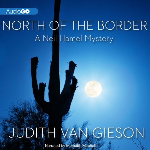 North of the Border audiobook cover art
