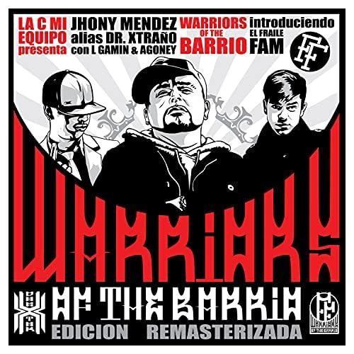 Jhony Méndez a.k.a. Dr. Xtraño feat. L Gamín & Agoney