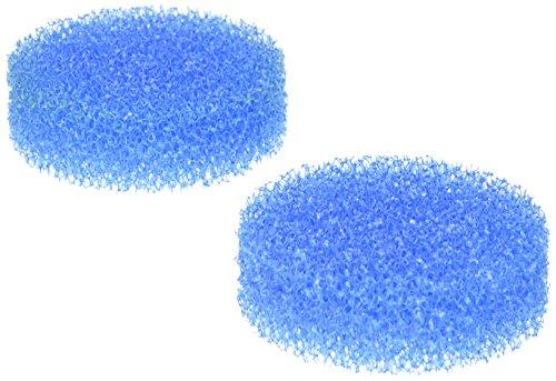 Eheim Almohadilla de Filtro Grueso (Azul) para Filtro Externo clásico 2211 (2 Piezas)