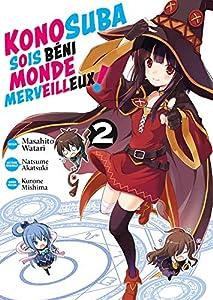 Konosuba : Sois Béni Monde Merveilleux ! Edition simple Tome 2