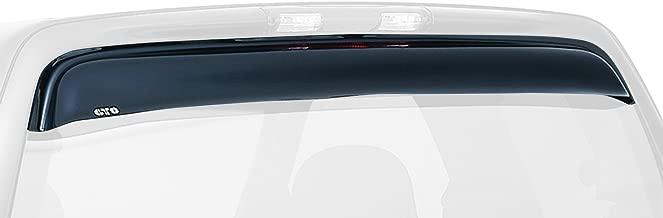 GT Styling 71286S Smoke Bug-Gard Hood Deflector