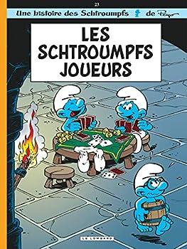 Les Schtroumpfs, tome 23 : Les Schtroumpfs joueurs - Book #23 of the Les Schtroumpfs / The Smurfs