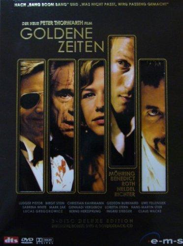 Goldene Zeiten (Special Edition, 2 DVDs + Audio-CD)