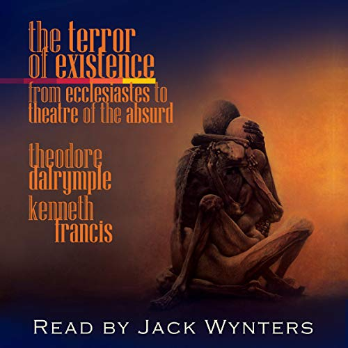 The Terror of Existence audiobook cover art
