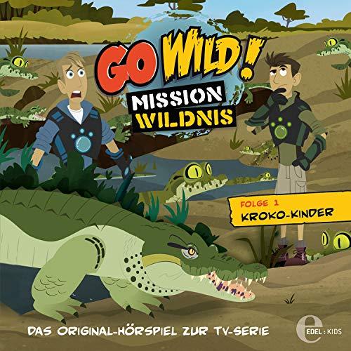 Folge 1: Kroko-Kinder / Wal gegen Kalmar (Das Original-Hörspiel zur TV-Serie)
