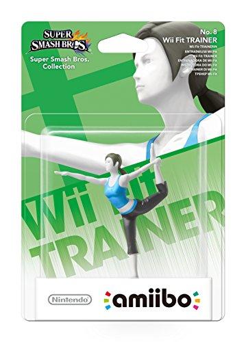 Wii Fit Trainer amiibo - Europe/Australia Import (Super Smash Bros Series)