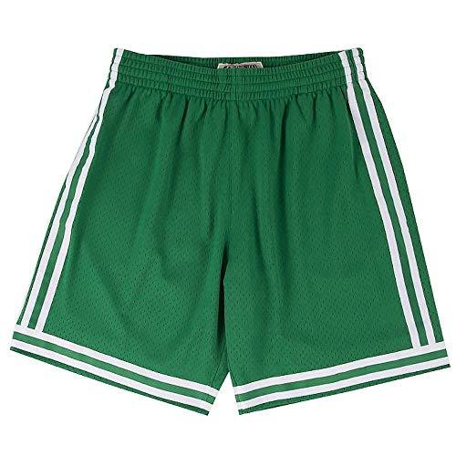 Mitchell & Ness Boston Celtics 1985-1986 Swingman NBA Shorts Grün, XL