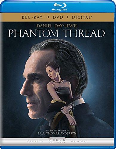 Phantom Thread Blu-ray + DVD + Digital