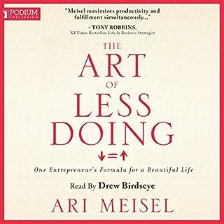 The Art of Less Doing cover art