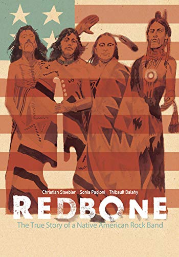 Redbone: The True Story of a Native American Rock Band (English Edition)