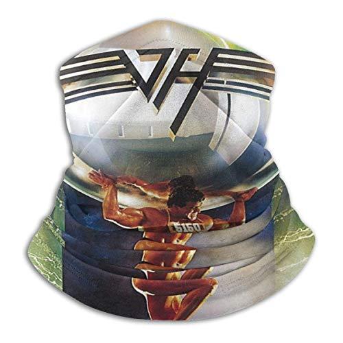 ALLdelete# Cuello Polaina Bufanda Bandana transpirable Bandana deportiva a prueba de viento al aire libre Bufanda Bandana - Van Halen 5150
