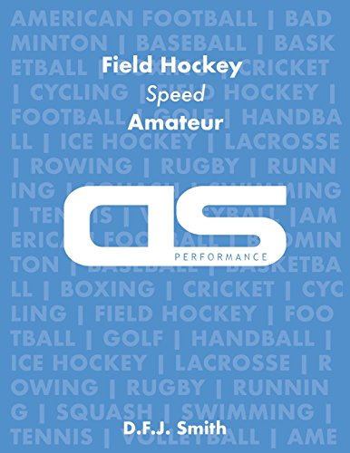 DS Performance - Strength & Conditioning Training Program for Field Hockey, Speed, Amateur