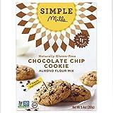 Simple Mills Almond Flour Mix, Chocolate Chip Cookie, 9.4 oz