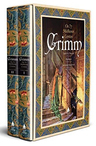 Os 77 Melhores Contos De Grimm - Caixa - Exclusivo Amazon