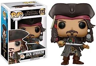 comprar comparacion Funko Pop!- Jack Sparrow Figura de Vinilo, colección de Pop, seria Pirates 5 (12803)