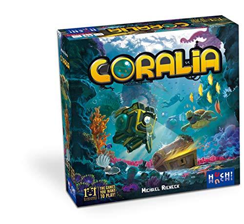 HUCH! Coralia Brettspiel
