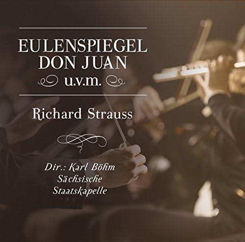 Richard Strauss & Sächsische Staatskapelle