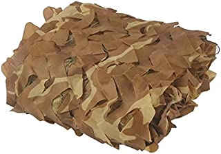 Arm/ée Militaire Chasse For/êt Filet De Camouflable Camping 4x5m 6x8m 10m pour Soleil en Plein Air Th/ème Parti D/écoration Voiture Couvre Filet Camouflage Sable Size : 2 * 3M
