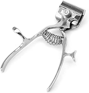 ZHome Vintage Barber Tools Hand Hair Clippers Portable Manual Family Baby Hairdressing Clippers