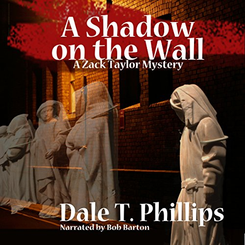 A Shadow on the Wall audiobook cover art