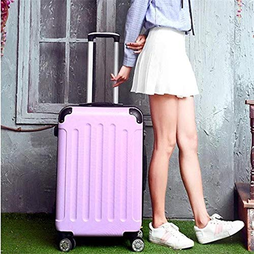 NVT 20/22/24/26/28inch girls travel suitcase on wheels women rolling luggage sets trolley bags,1 pcs luggage,24'