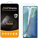 (2 Pack) Supershieldz Designed for Samsung Galaxy Note 20 5G Tempered Glass Screen Protector, Anti Scratch, Bubble Free