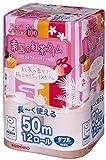 南国の紅茶タイム ピンク トロピカルフルーツティーの香り 50m×12ロール ダブル