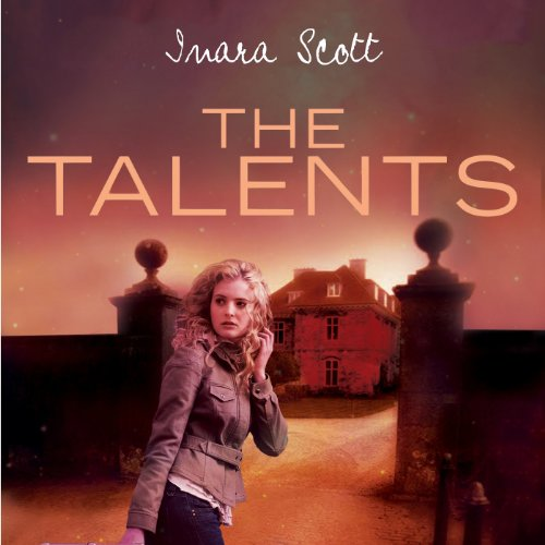 The Talents audiobook cover art