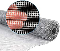 PS Direct Hardware Cloth - 36 inch x 10 Foot with 1/8 Inch Galvanized mesh 27 Gauge. Great for Chicken Wire, Fence or Anim...