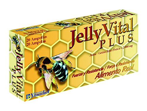 YNSADIET Jelly Vital Plus 20Amp, 30 g