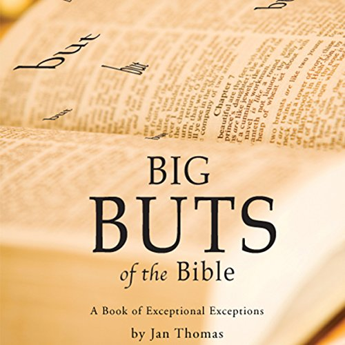 Big BUTS of the Bible audiobook cover art