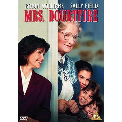 Mrs. Doubtfire [Edizione: Regno Unito] [Edizione: Regno Unito]