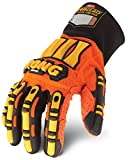 Ironclad KONG SDX2-05-XL Original Oil & Gas Safety Impact Gloves, X-Large