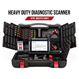 Autel Maxisys MS908CV Heavy Duty Diagnostic Scan Tool with J-2534 ECU Programming,Bluetooth/WiFi Enabled & Wireless Connection