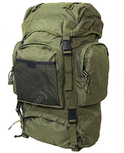 Mil-Tec Commando de sac à dos Trekking, olive