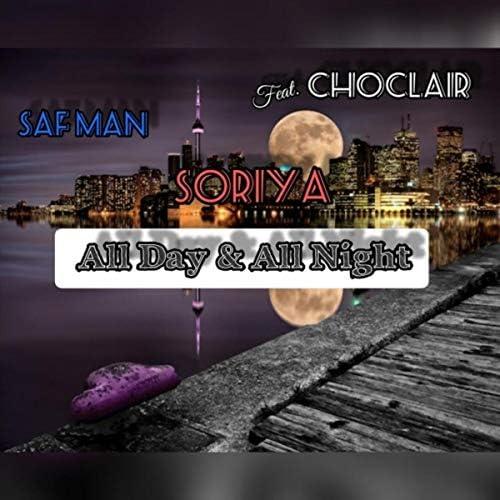 Saf Man & Soriya feat. Choclair