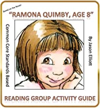 Ramona Quimby - Age 8 Reading Group Activity Guide