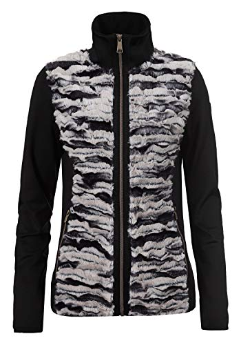 LUHTA Dames Outdoor Midlayer fleece jas ILMA Winter Fleece Fell Jacket Slim Fit
