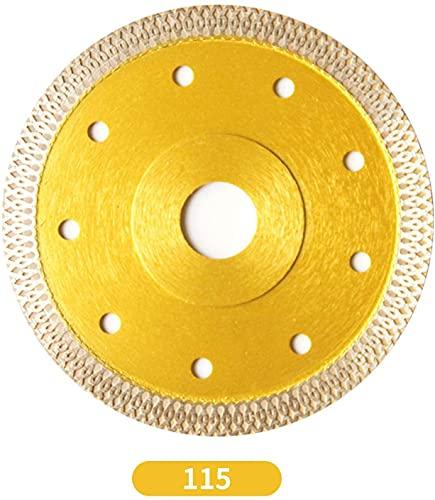 UTDKLPBXAQ Disco de Sierra de Diamante Afilado Hoja de Sierra de Corte Duradera para Madera de baldosas de cerámica