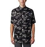 Columbia Camisa de Pesca de Manga Corta clásica Super Bonehead para Hombre, 100% algodón