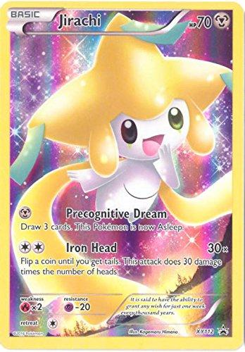 Pokemon - Jirachi (XY112) - XY Black Star Promos - Holo
