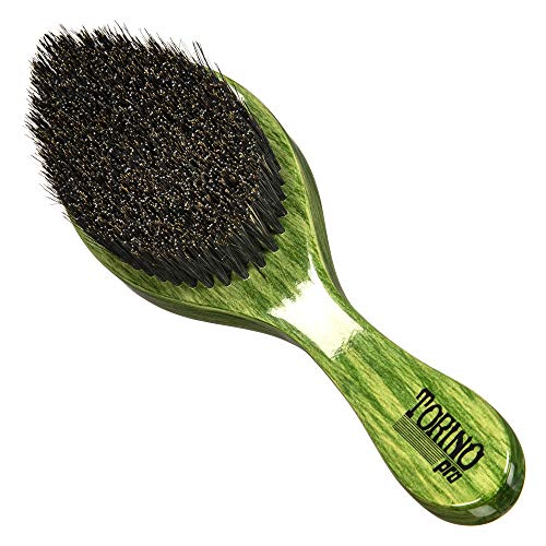 Torino Pro Medium Hard Curve Brush by Brush King - #1620 - Great for wolfing and Connections - Curved Brush for 360 Waves