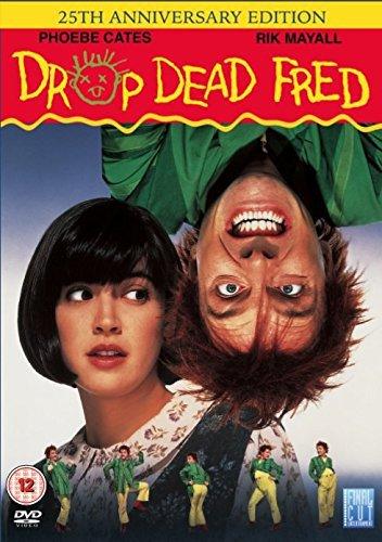 Drop Dead Fred (DVD) [Region2] Requires a Multi Region Player