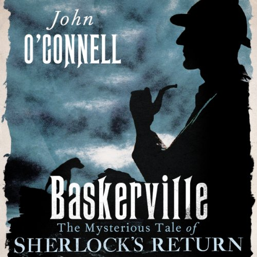 Baskerville audiobook cover art