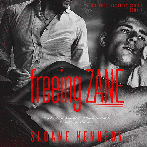 Freeing Zane audiobook cover art