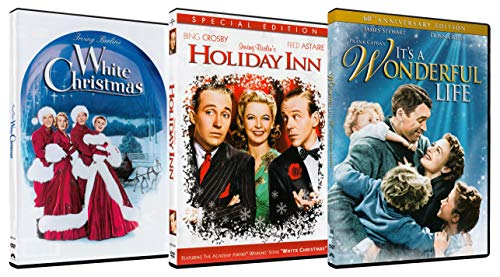 It's A Wonderful Life / Holiday Inn / White Christmas (Christmas Collection)